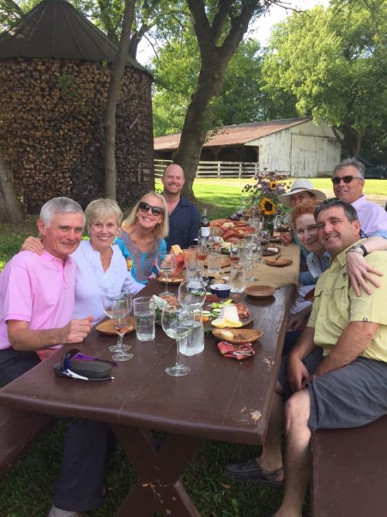 Post - The Gentleman Farmer - Crosby Roamann Wine Dinner - 5