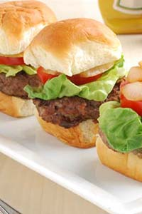 Heinen's - Hatch Chiles - Blue Cheese Hatch Chile Sliders