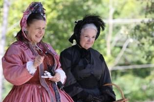 Post - Barrington Sesquicentennial Civil War Reenactment-106
