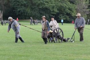 Post - Barrington Sesquicentennial Civil War Reenactment-117