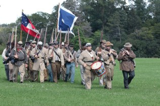 Post - Barrington Sesquicentennial Civil War Reenactment-127