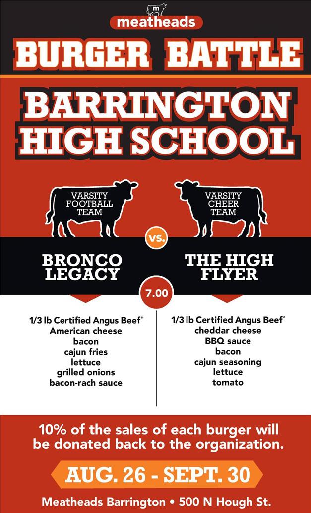 Post - Meatheads Burger Battle Barrington