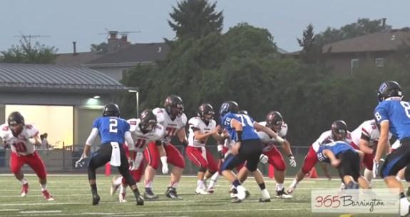Post - Meatheads Game of the Week - Broncos Football vs. Wheeling-5