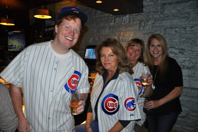 Cubs Fans at the Tip Top Tap