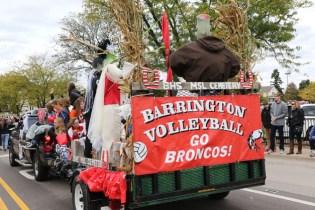Post - Barrington Homecoming Parade 2015 - Photo by Bob Lee (18 of 82)