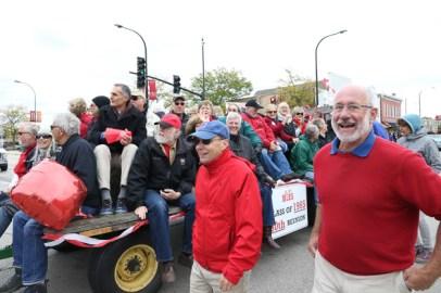 Post - Barrington Homecoming Parade 2015 - Photo by Bob Lee (2 of 82)