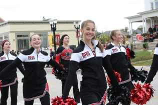 Post - Barrington Homecoming Parade 2015 - Photo by Bob Lee (21 of 82)