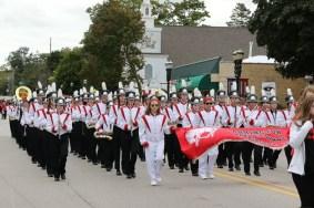 Post - Barrington Homecoming Parade 2015 - Photo by Bob Lee (38 of 82)