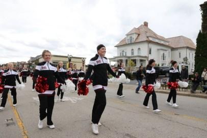 Post - Barrington Homecoming Parade 2015 - Photo by Bob Lee (4 of 82)