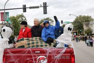 Post - Barrington Homecoming Parade 2015 - Photo by Bob Lee (44 of 82)