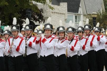 Post - Barrington Homecoming Parade 2015 - Photo by Bob Lee (52 of 82)