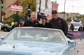 Post - Barrington Homecoming Parade 2015 - Photo by Bob Lee (69 of 82)