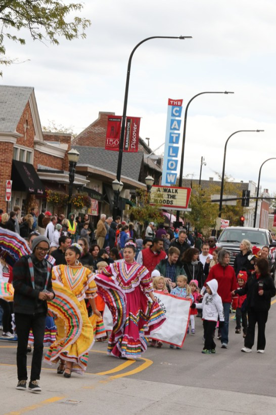 Post - Barrington Homecoming Parade 2015 - Photo by Bob Lee (7 of 82)