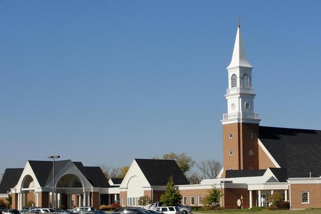 Post - Barrington United Methodist Church