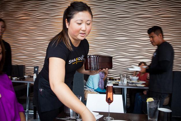 Shakou Server, Liz Adair - Photo by Liz Benedetto