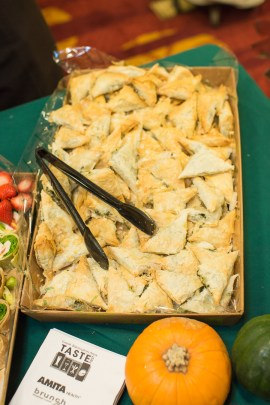 Whole Foods Spanakopita - Photo by Sally Roeckell