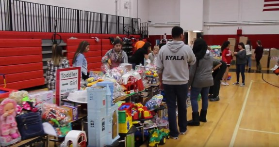 Post 900 - Barrington Giving Day 2015-10
