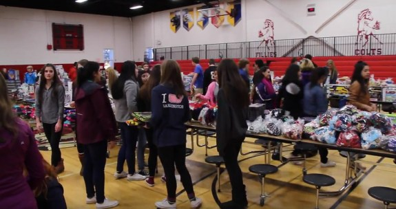 Post 900 - Barrington Giving Day 2015-11