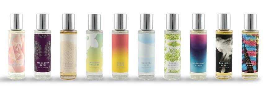 Pinrose - 10 Fragrances