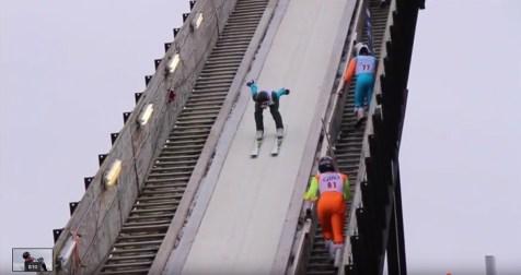 Post 1200 - Ski Jump Siblings Casey Cara Larson-25