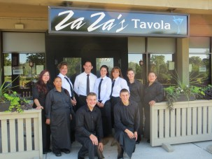 ZaZa's Tavola Italiana in Lake Barrington, Illinois