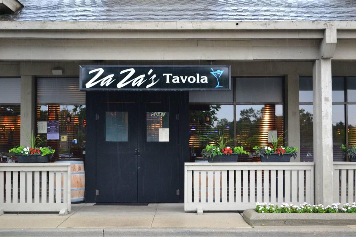 ZaZa's Tavola Italiana in Lake Barrington, Illinois