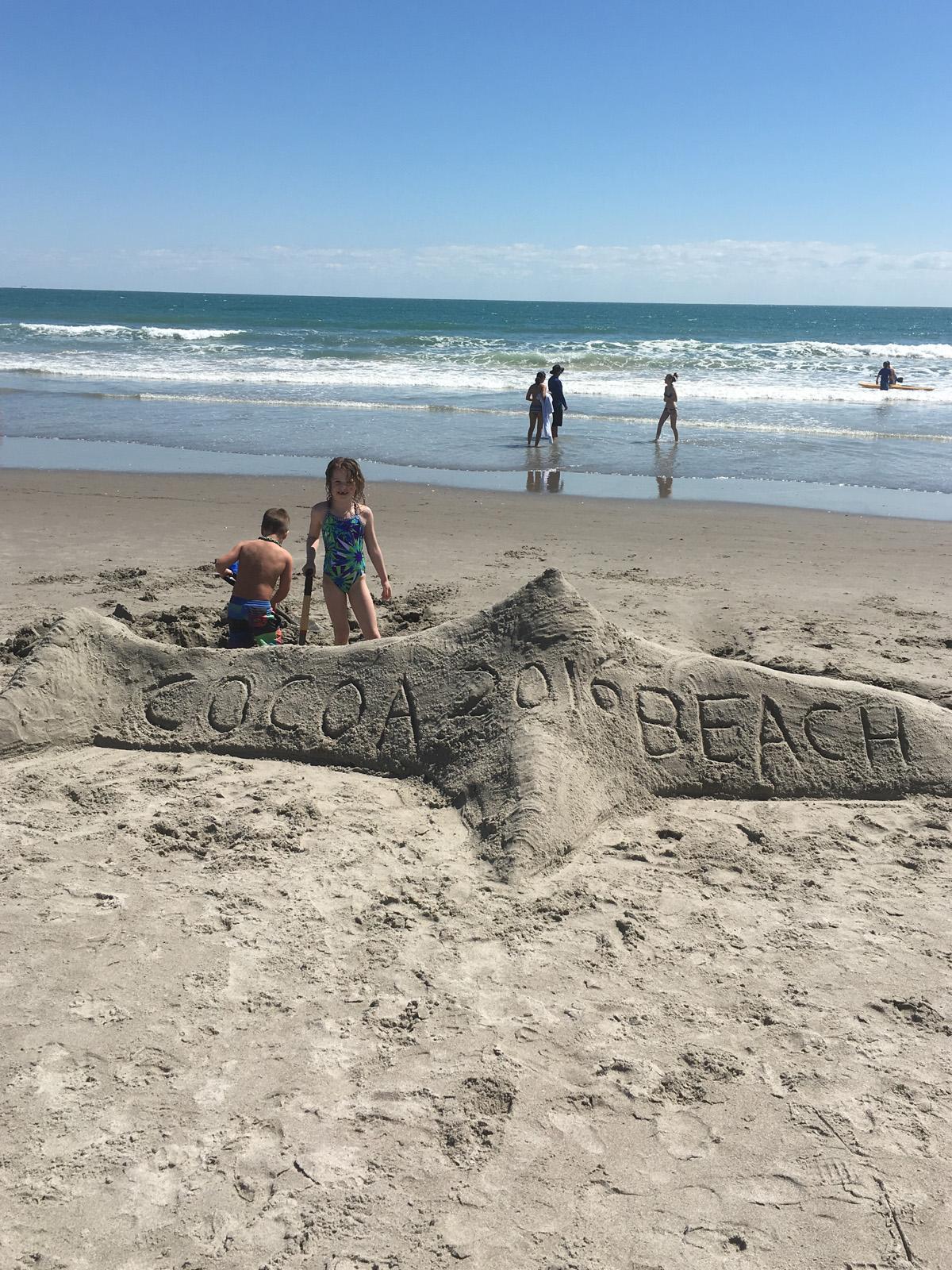 Labour. confirm. Cocoa beach florida spring break