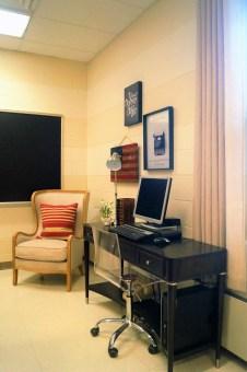 Teachers' Lounge - After