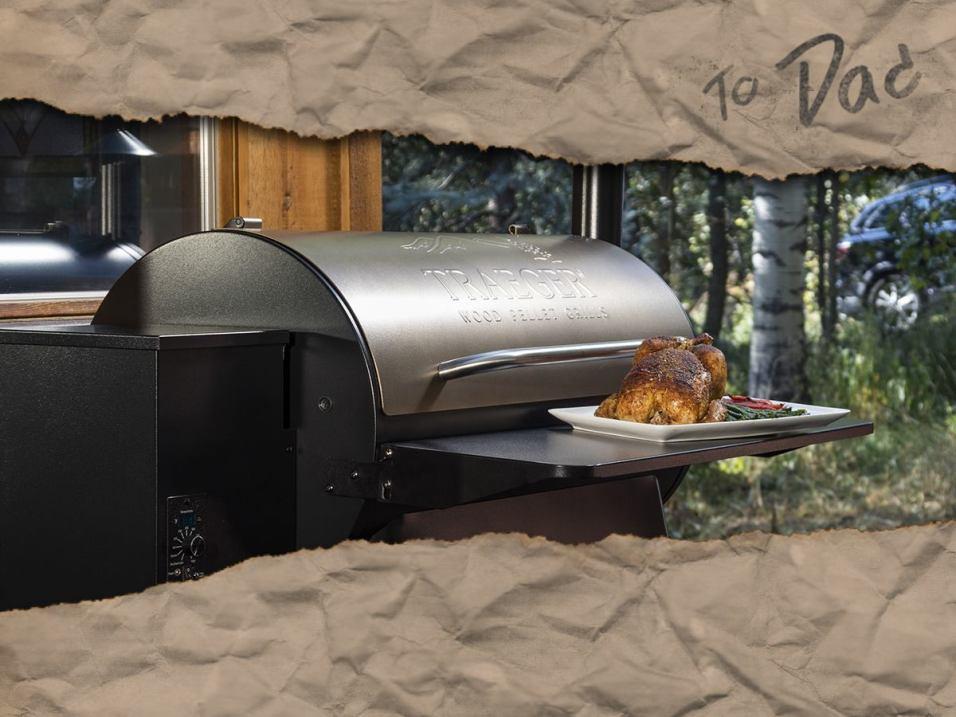 Traeger Wood Pellet Grills - Photo Courtesy of Traeger