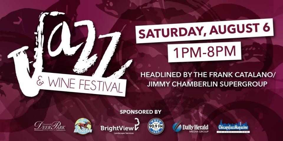 Deer Park Town Center Jazz and Wine Fest