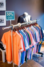 Discounted men's Rack 50% off at Phillips Menswear