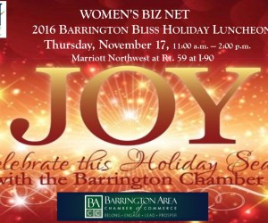 WBN Barrington Bliss Holiday Luncheon