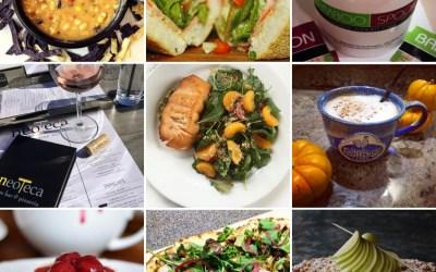 NoonDaily FOOD | Frantonio's Buon Appetito Sub, Chick-fil-A's Chicken Tortilla Soup, Egg Harbor's Autumn Harvest Cappucino, Ambrosia's Apple Normandy Tart & More!