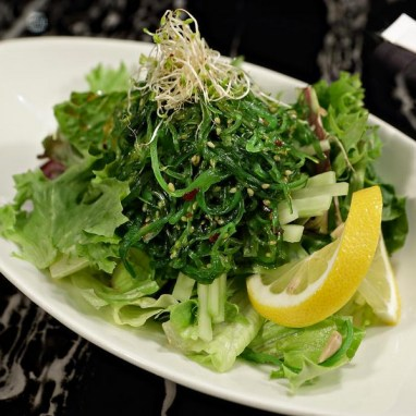 Shakou Sushi - Wakame Salad