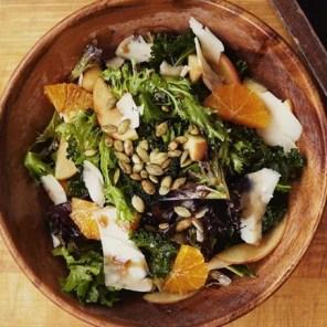 Pinstripes - Market Salad