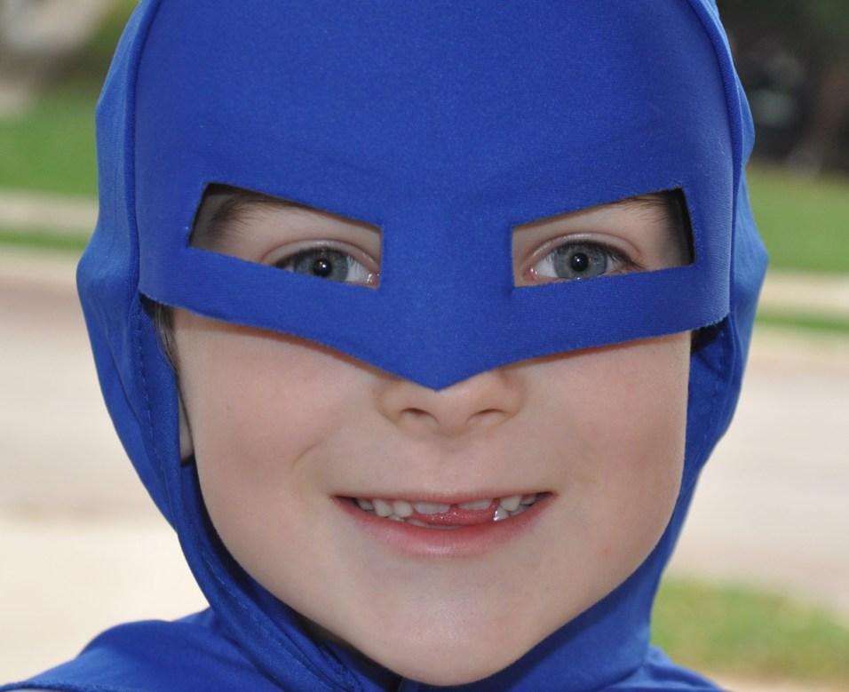 Batman in Barrington