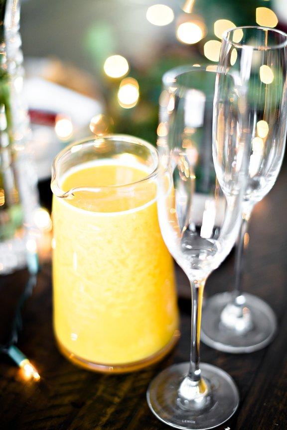 Holiday Brunch Fritatta and Pomegranate Crostini, IL_Modern Farmette_002
