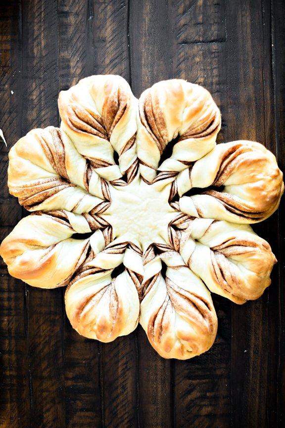 Holiday Brunch Fritatta and Pomegranate Crostini, IL_Modern Farmette_018