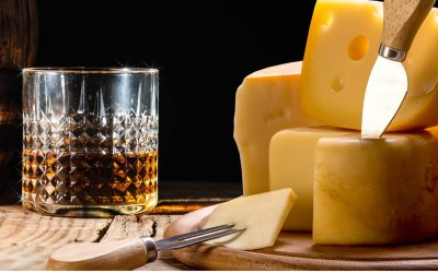 Free Tom's Foolery Bourbon & Cheese Tasting at Heinen's Grocery