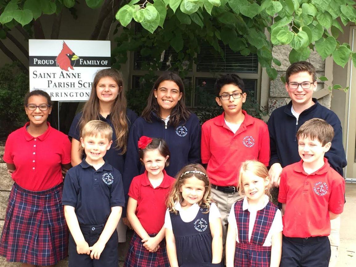Saint Anne Parish School Registration - 7