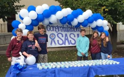 Tour Barrington's Only Blue Ribbon Middle School at Saint Anne Open House