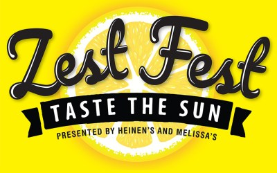 Celebrate Citrus Season at Heinen's Zest Fest