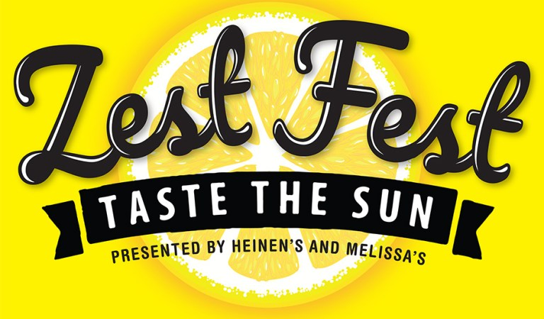 Taste the Sun & Celebrate Citrus at Heinen's Zest Fest!