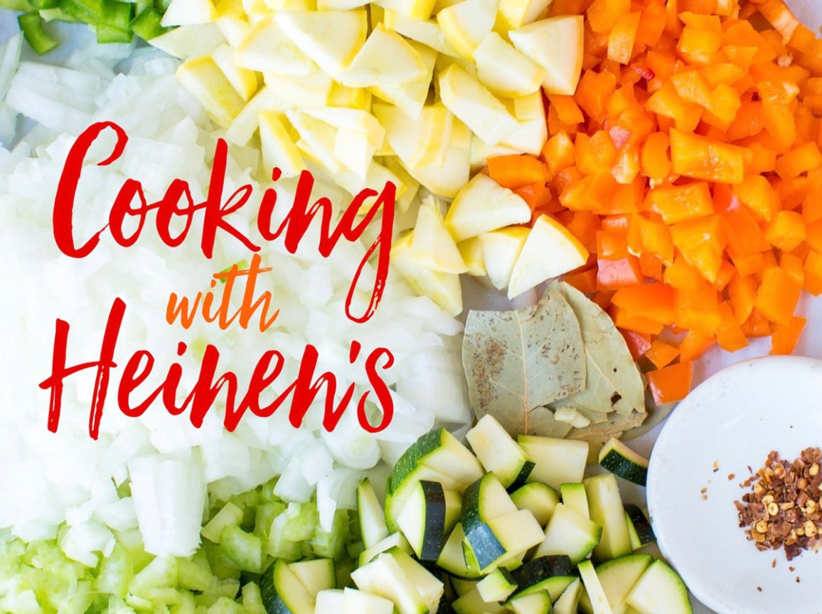 Post - Cooking with Heinen's - Contest - Featured