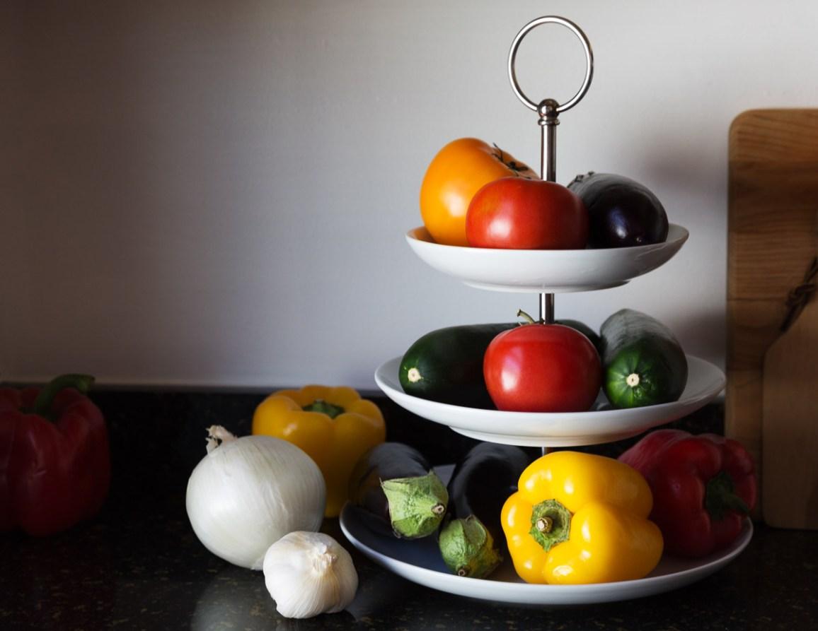 John Kelly - JPK Media - Heinen's Sunday Supper - veggies