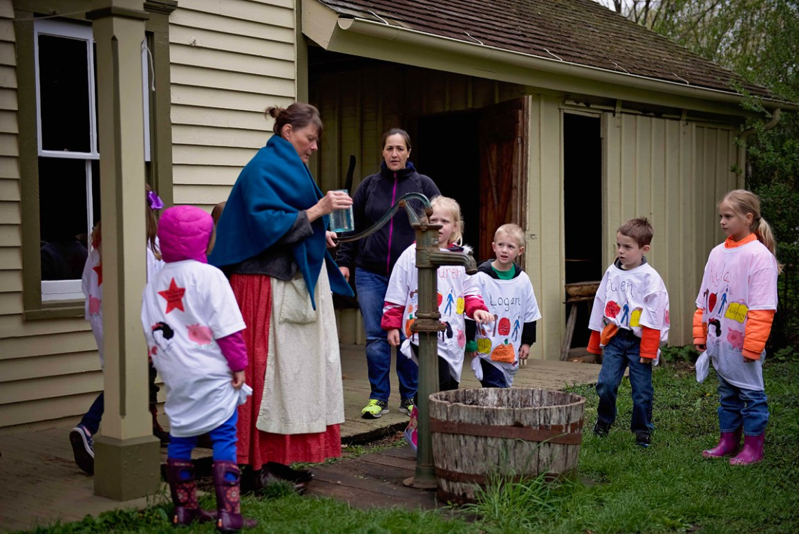 Post - Saint Anne Kindergarten - April