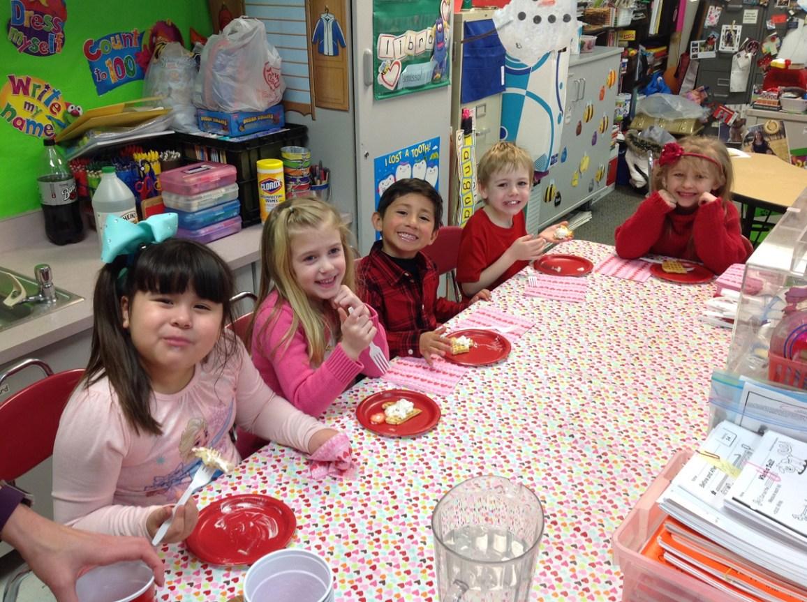 Post - Saint Anne Kindergarten - February