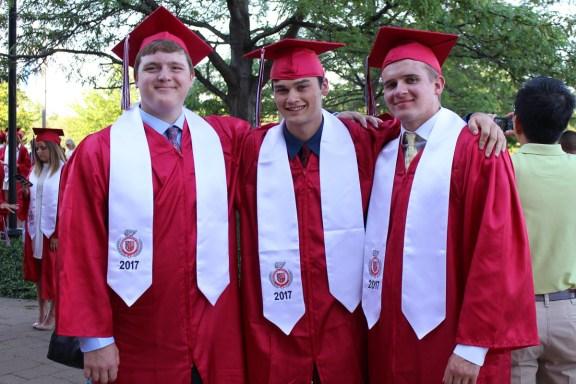 365 - Brad Paisley Performs Barrington High School Graduation - -15
