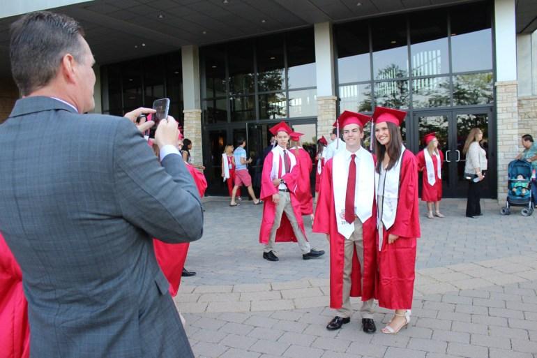365 - Brad Paisley Performs Barrington High School Graduation - -9