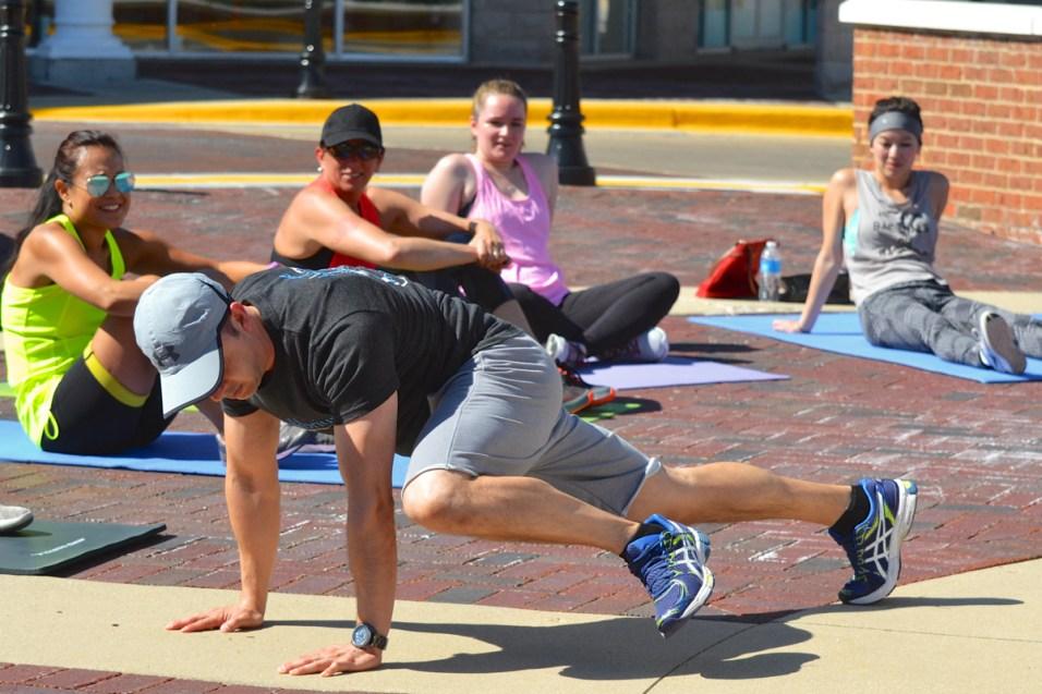 365 - Deer Park Town Center - Summer Fitness Series - 2